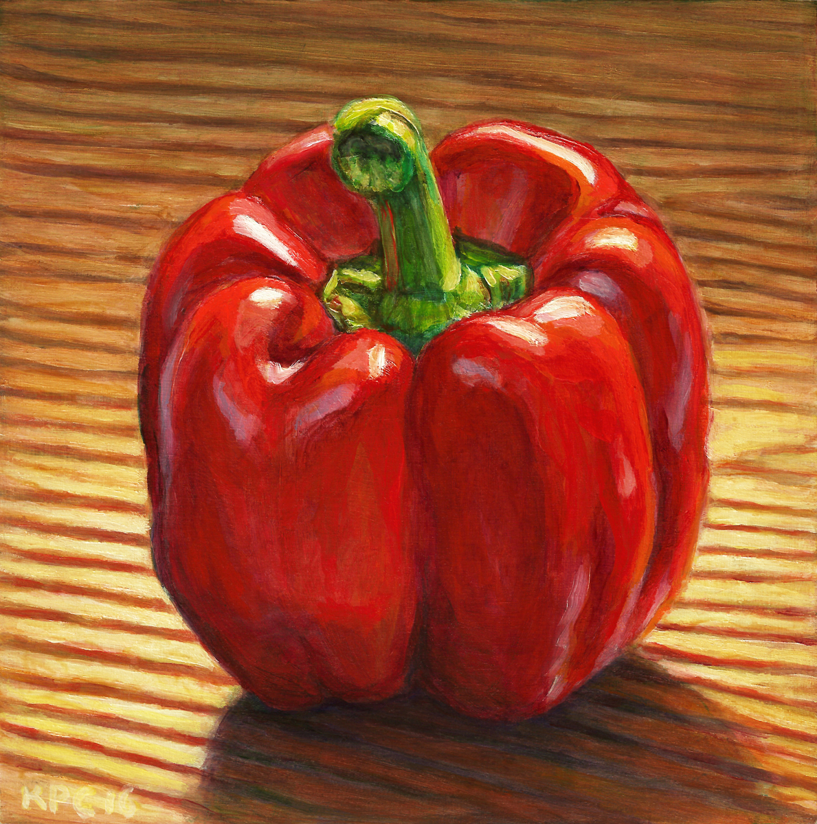 Red Pepper (large view)