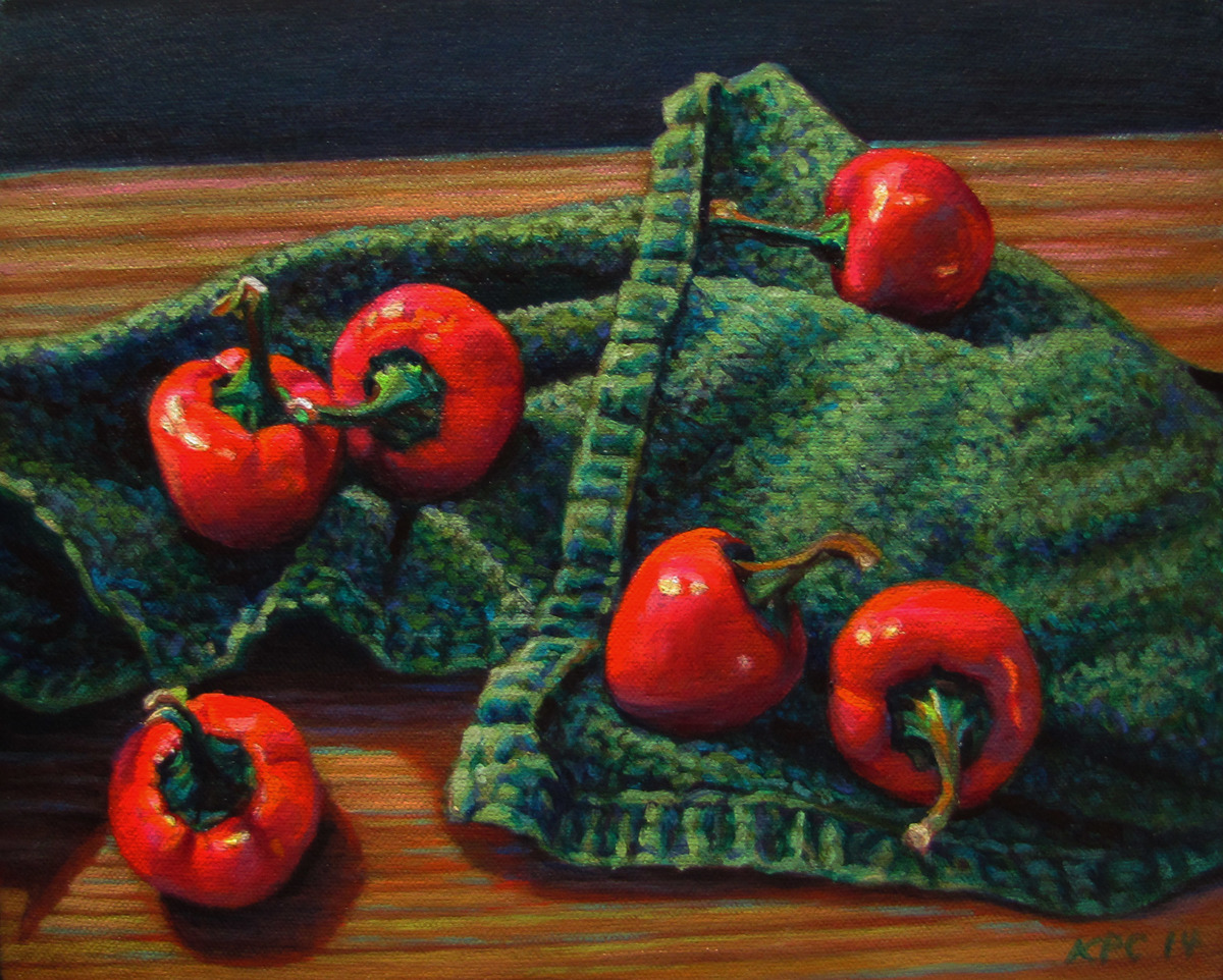 Red Peppers (large view)