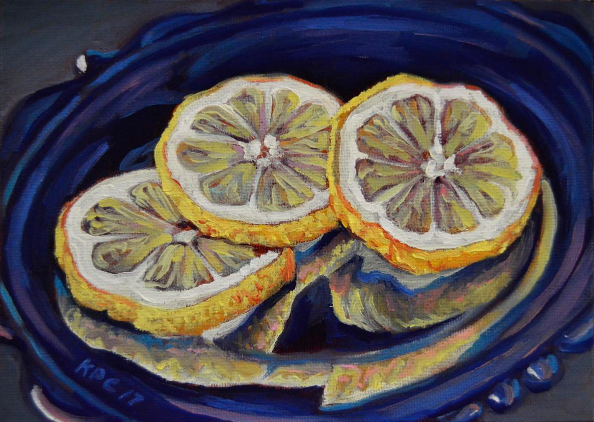 Lemon Slices (large view)