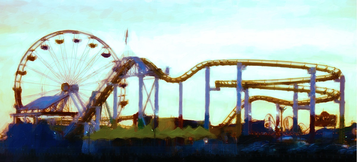 ROLLER COASTER (large view)