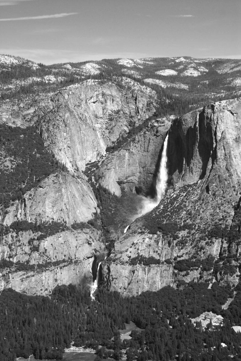 YOSEMITE FALLS #3 (large view)