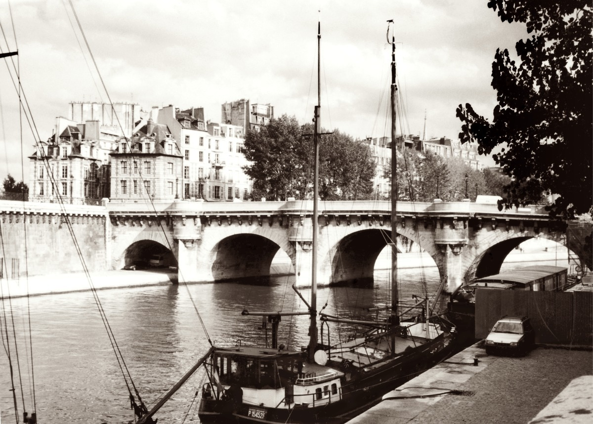 THE SEINE (large view)