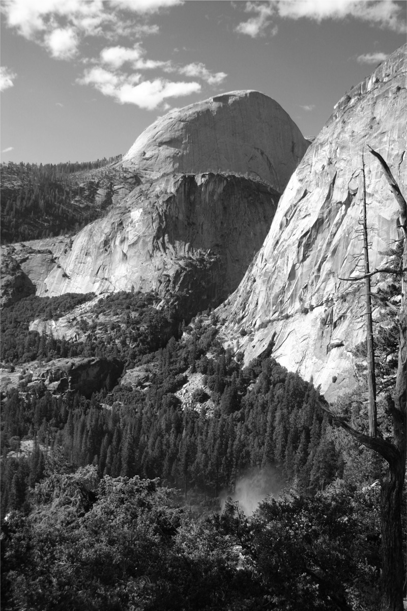 HALF DOME (large view)