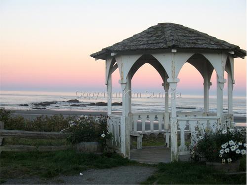 Morning Gazebo (large view)