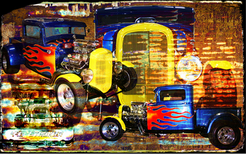 STREET ROD (large view)