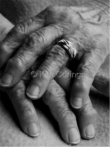 MY MOTHERS HANDS SERIES #1 (large view)