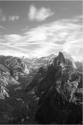Yosemite #16 (large view)