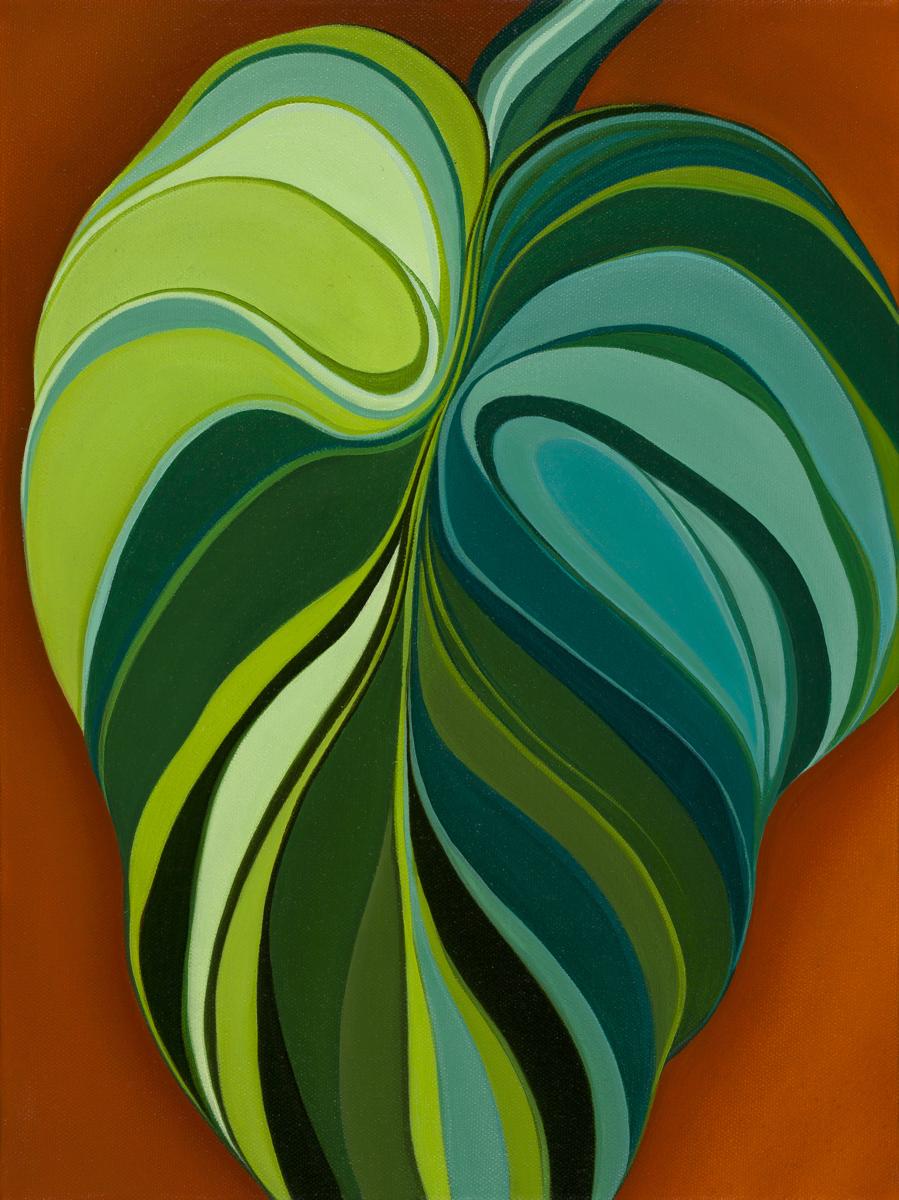 Calla Leaf 1 (large view)