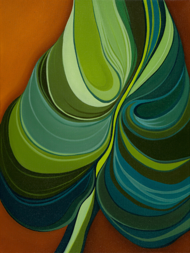 Calla Leaf 2