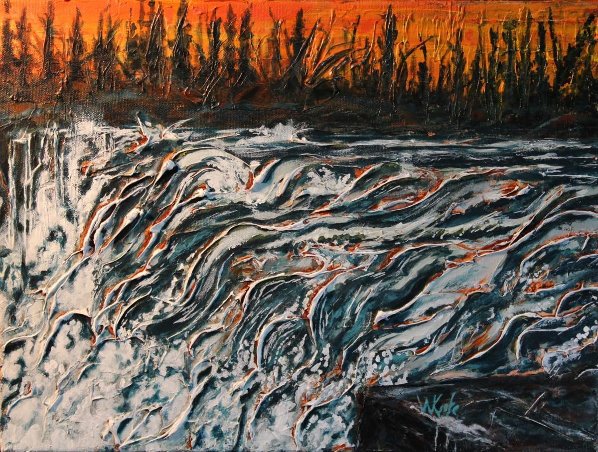 Alexandra Falls, Northwest Territories (large view)
