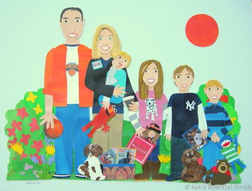 Sample Family Portrait