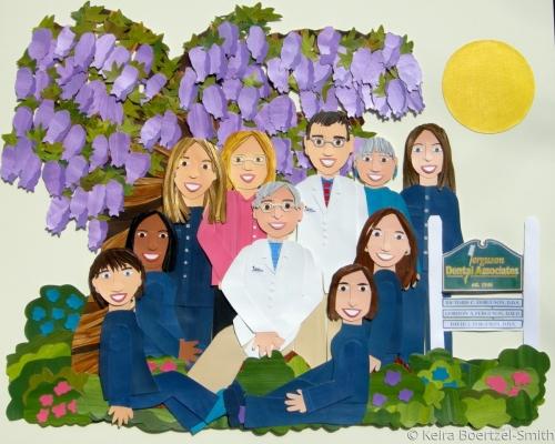 Sample Group Portrait