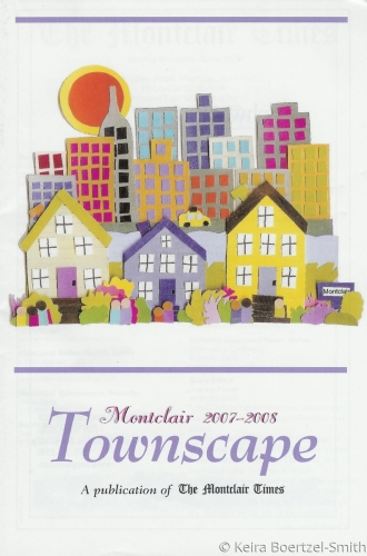 Cover for Townscape
