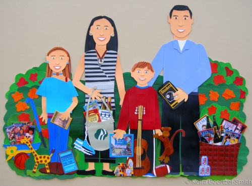 Sample Family Commission