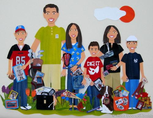 Family Portrait 3-2014
