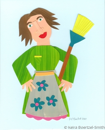 The Curious Life of a Homemaker
