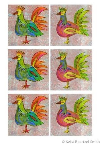 Island Chickens