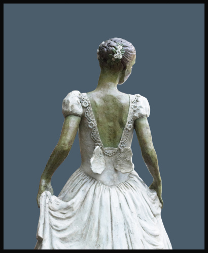 File #206   Adolphe-Adam's-Giselle by Bronze Dance & Ballet Sculpture by Kelsey