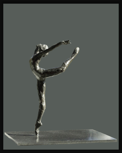 File #221 Makarova's-Marina-Maguire by Dance & Ballet Captured in Bronze!