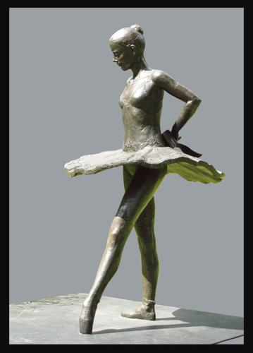 File #249  Balanchine's-Dancer-Elise