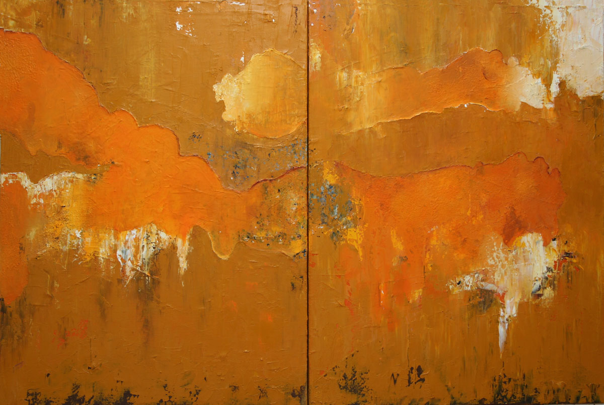 Untitled Diptych (large view)