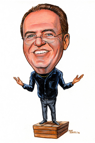 Caricature Sample 19