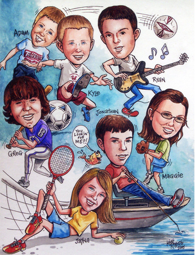 Caricature Sample 8
