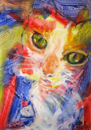 Rainbow Cat #5