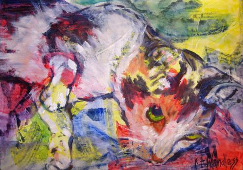 Rainbow Cat #8