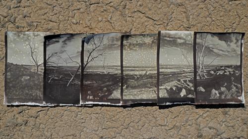 salt print panorama