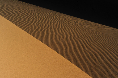 dune slope by Kevin Marty