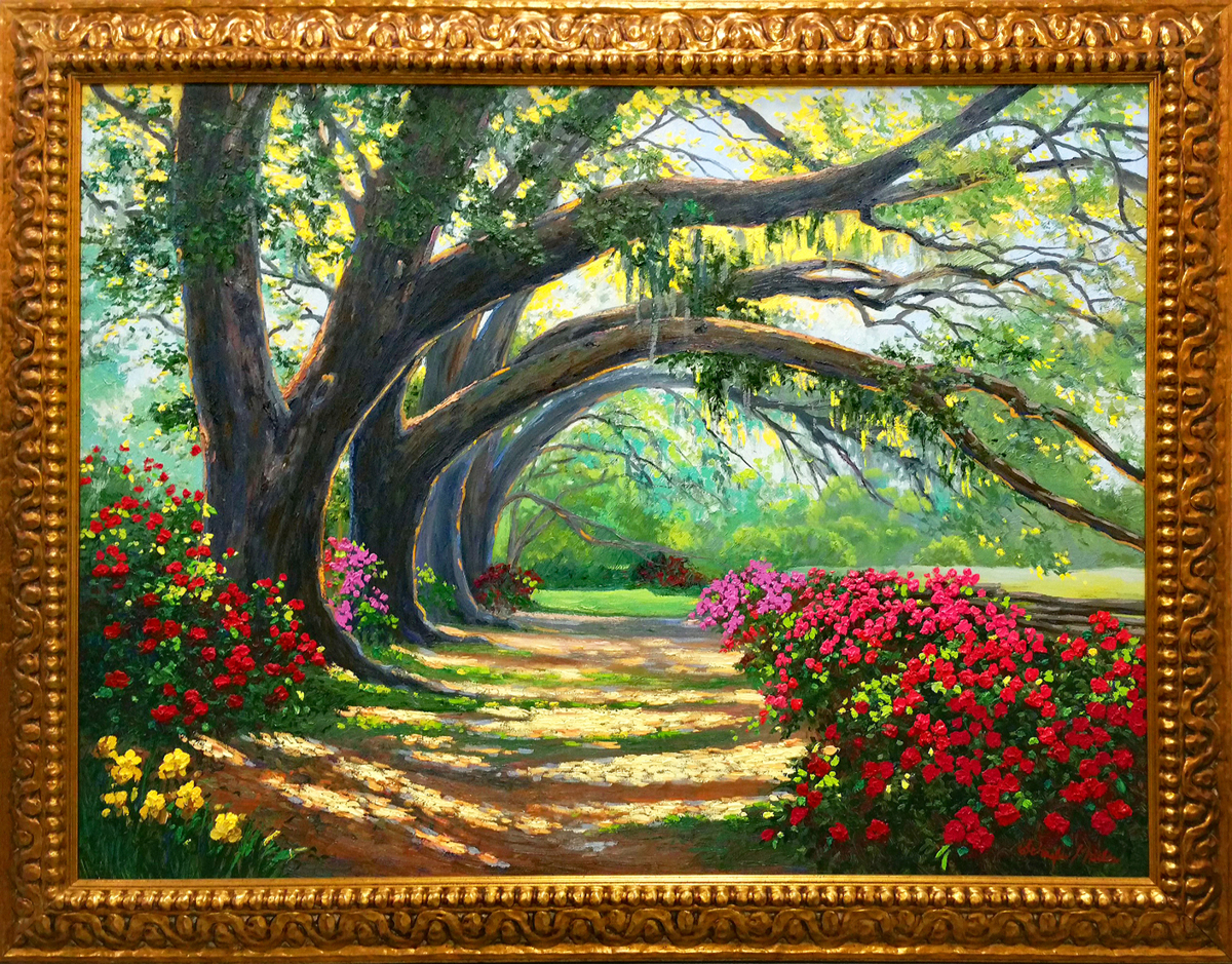 Live Oaks Allee (large view)