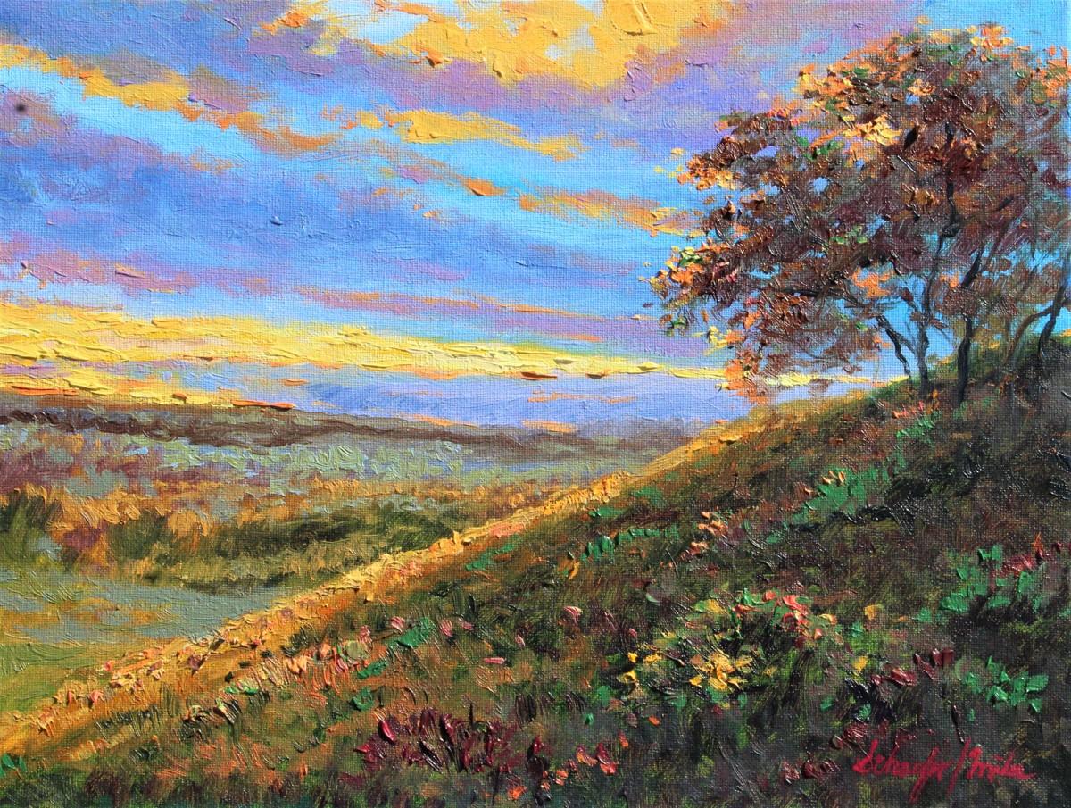 Fall Ridge Wisconsin (large view)
