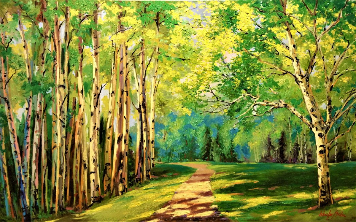 Woodland Ambiance (large view)