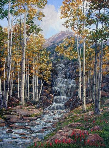 Aspen Cascade