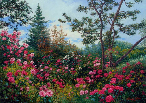 Wild Roses (large view)