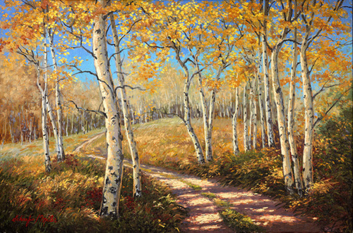 Fall Beauty Trail (SOLD)