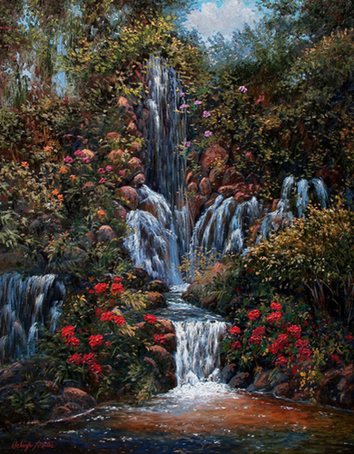 Waterfall Fantasy