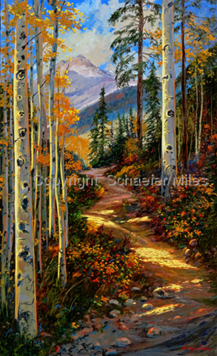 Rugged Aspen Trail