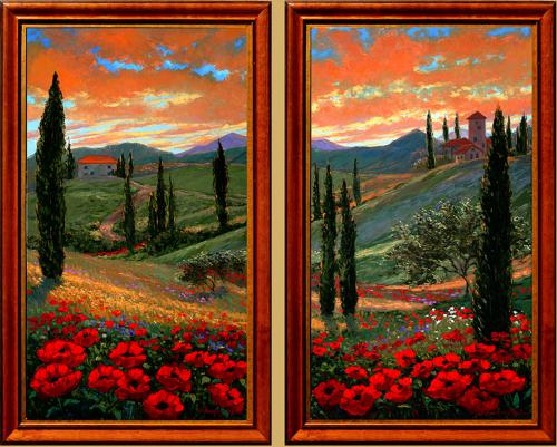 Tuscan Fantasy 1 & 2