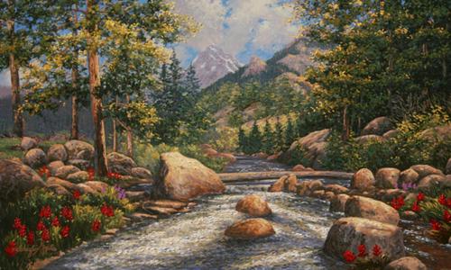 Rocky Mountain Inspiration