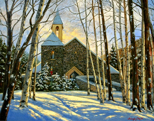 Beaver Creek Chapel LE