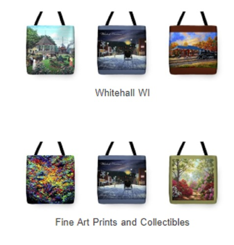 Totes by Fine Art America