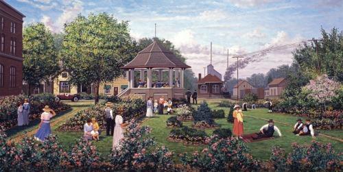 Seymour Gardens