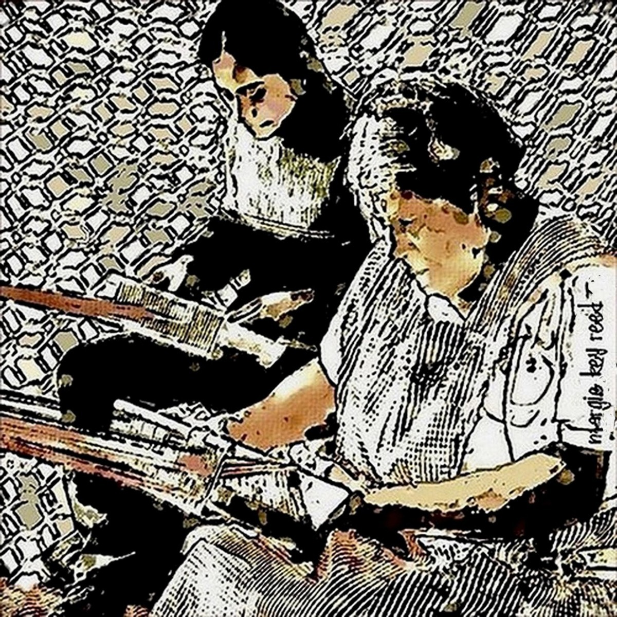 Backstrap Weavers (large view)