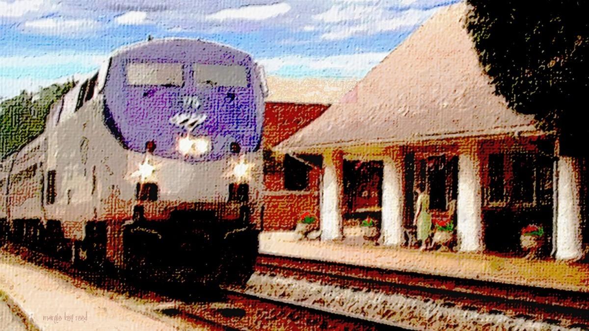 Ashland Train Station (large view)