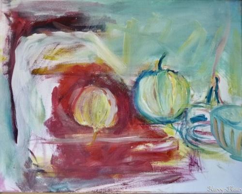 Fruit by Kerry-Fleur Schleifer