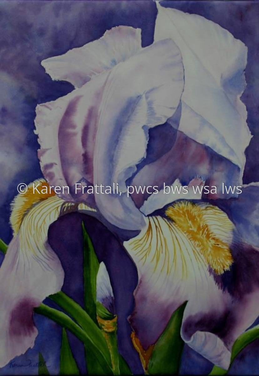 Iris #2, Sold (large view)