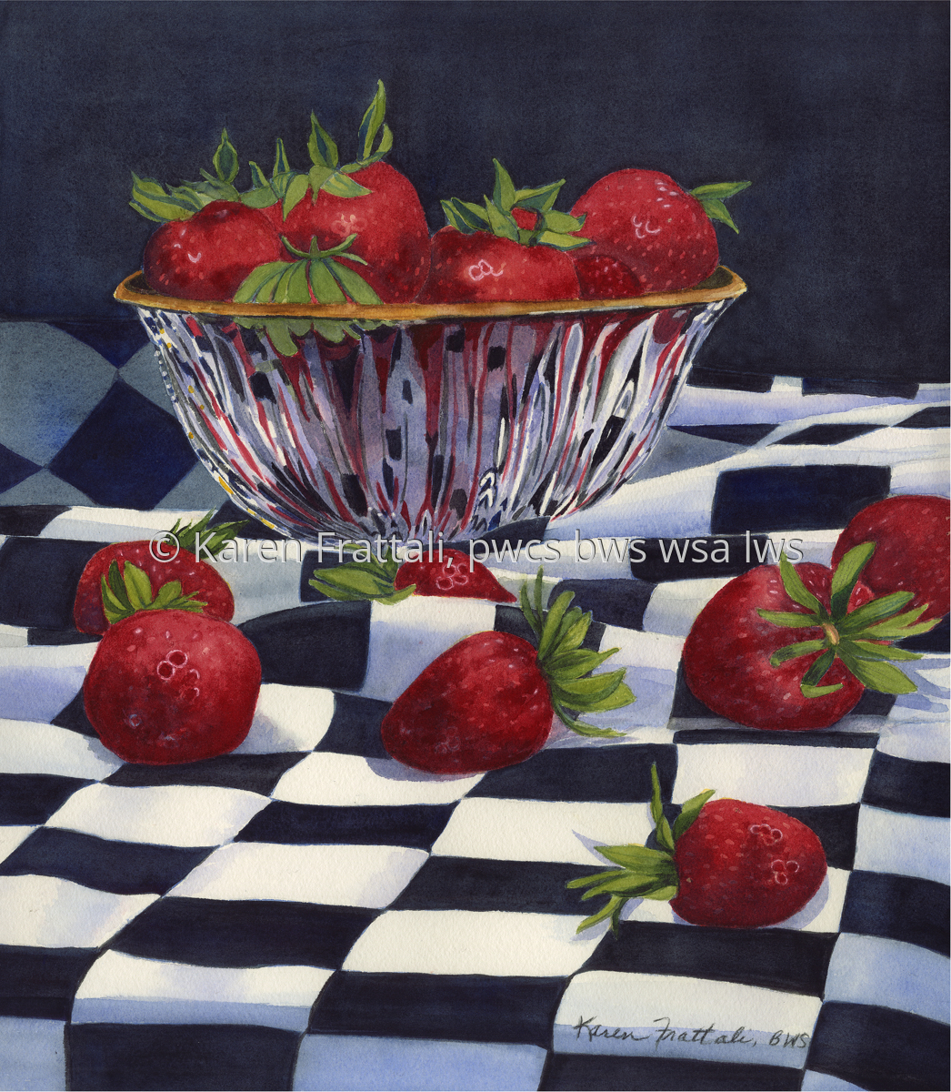 Fraises, featured in Kentucky International 2019  (large view)