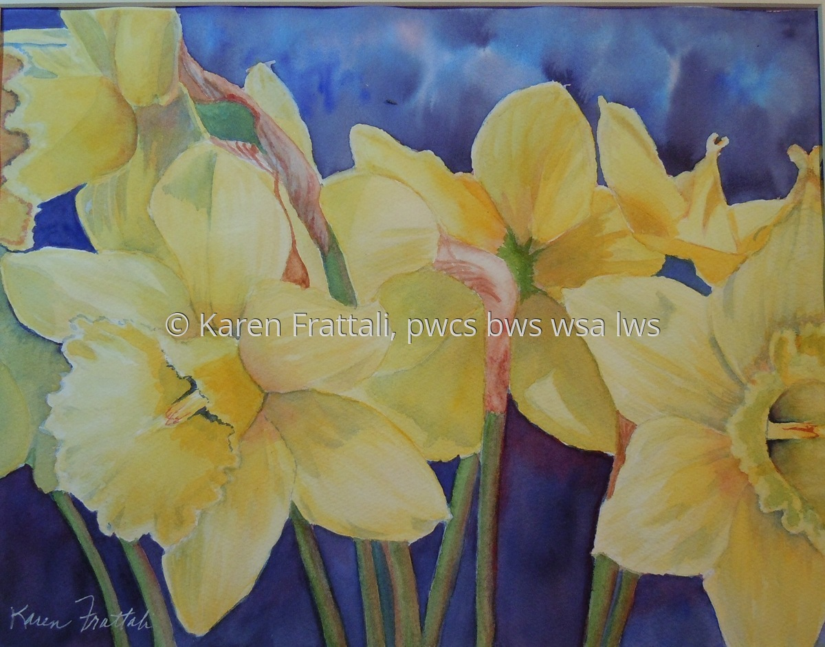 Daffodils (large view)
